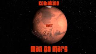 Komakino - Man On Mars (Extended Mix Club) ·1997·