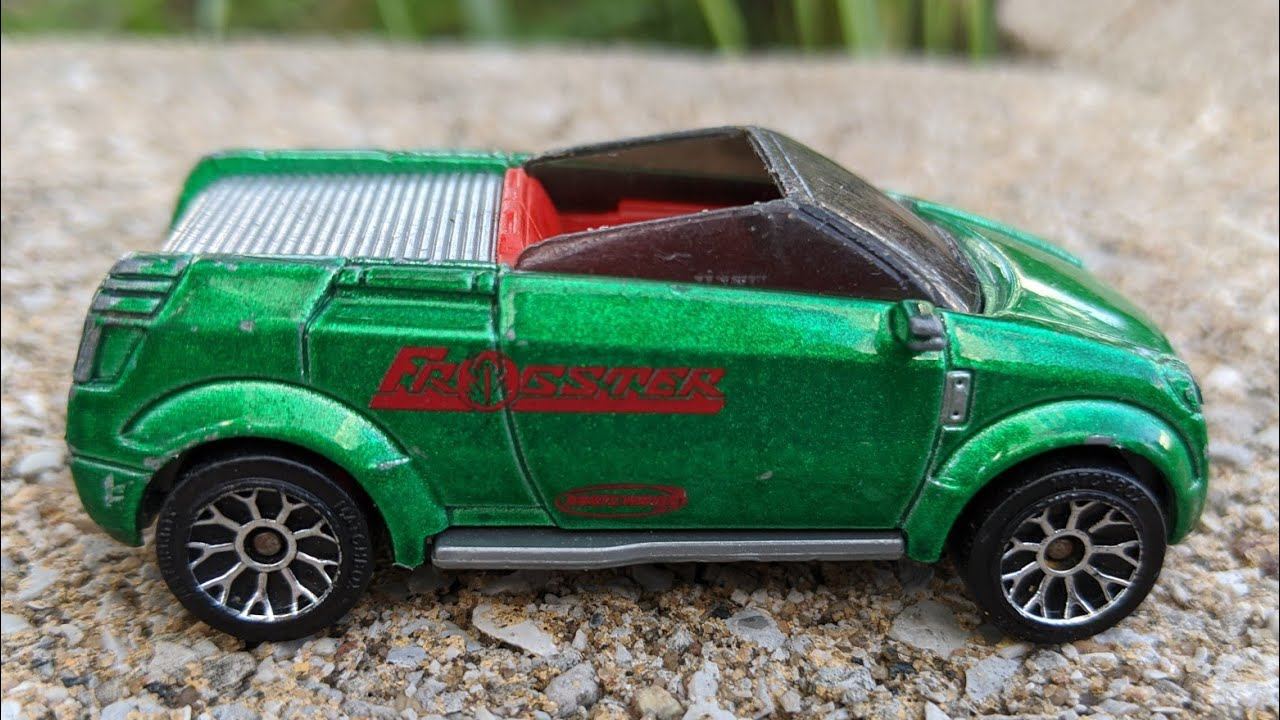 Matchbox Hero City Collection Opel Frogster