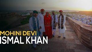 Mohini Devi and Group - Ismal Khan (Anahad Foundation - Folk Music Rajasthan)