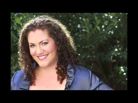 """Christina Carr, Dramatic Mezzo-Soprano sings """"Acerba Voluttá!"""""""
