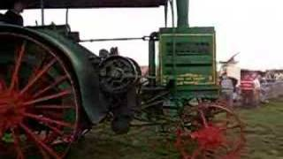 Big old tractor