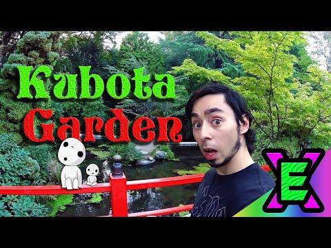 Kubota Garden - Seattle, Washington