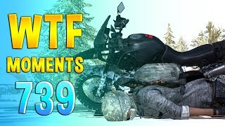 PUBG WTF Funny Daily Moments Highlights Ep 739