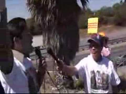 Nguyen Van Ly BillBoard in SanJose, California