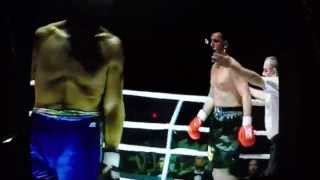 Frank Rose Heilpraktiker: Andreas Sidon vs. Nicolai Valuev in Prag