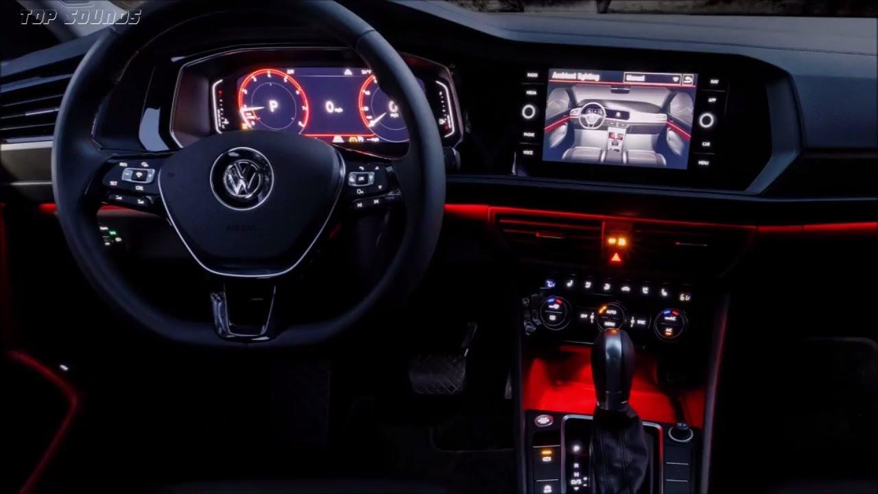 Volkswagen Jetta 2019 Interior Tecnologia Top Sounds