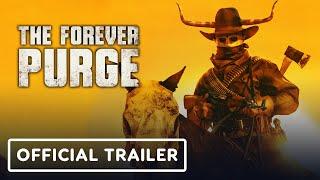 The Forever Purge - Trailer ufficiale (2021) Ana de la Reguera, Tenoch Huerta