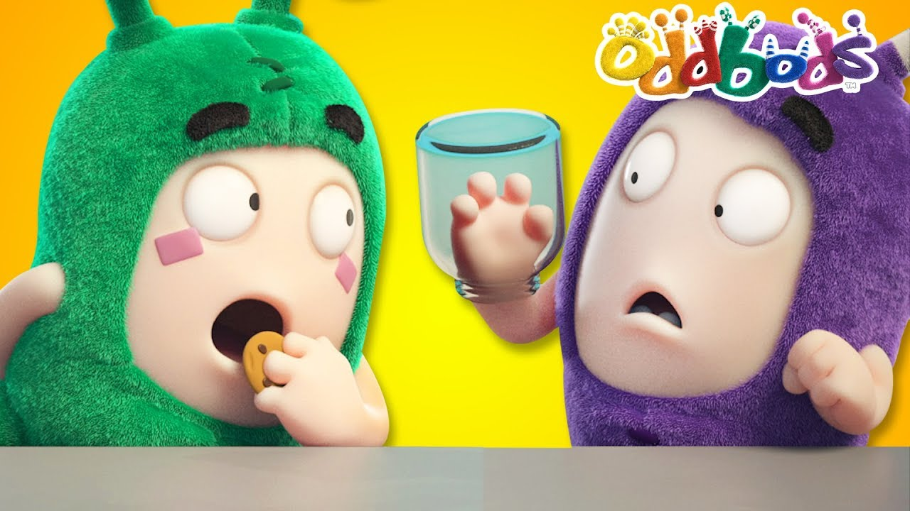 Oddbods - COOKIE THIEF | NEW Full Episodes | Funny Cartoons