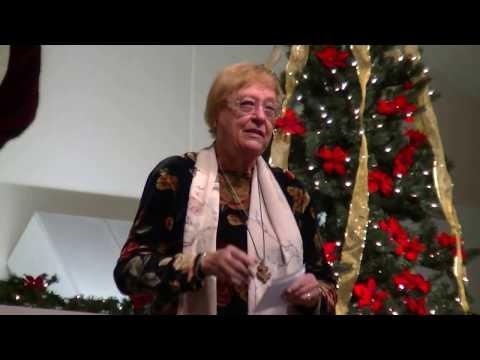 Mary Decker Preaches 1-5-14