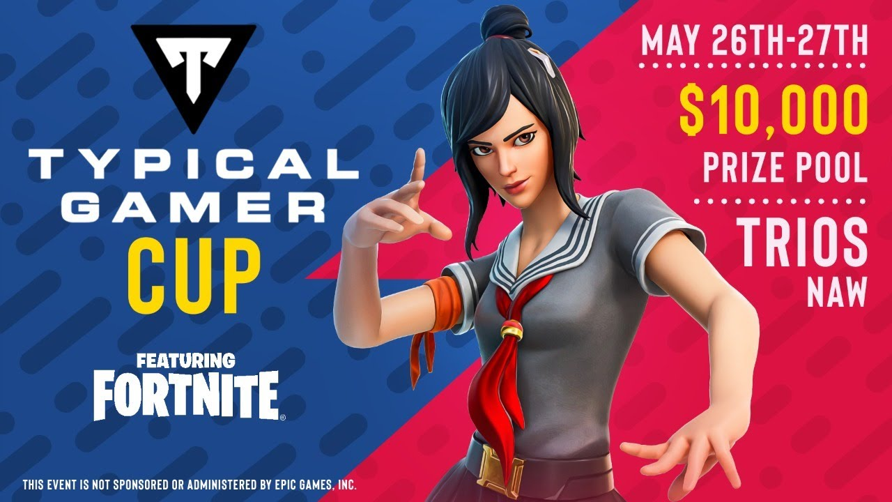 Download TYPICAL GAMER CUP *FINAL* ROUND! (Fortnite)