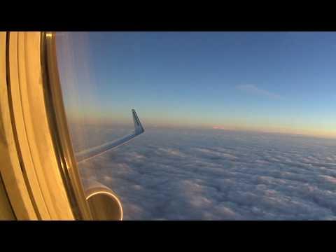 Cały lot z Warszawy do Gdańska