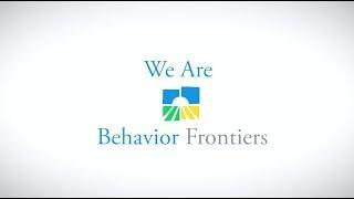 We Are Behavior Frontiers - Brian - Behavior Instructor