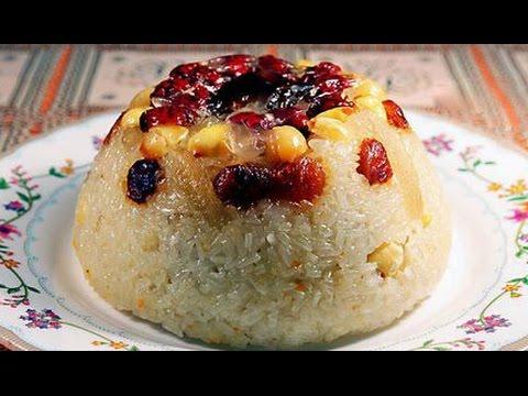 上海年夜饭必吃菜之王家沙八宝饭