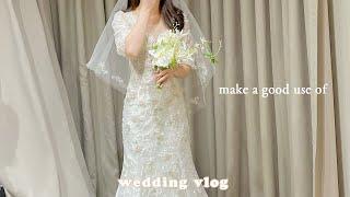 Wedding Vlog : 웨딩플래너 상담 그리고 계약…