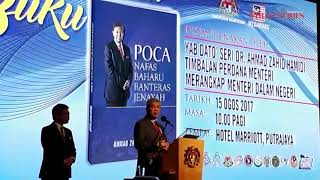 Opponents of Poca are 'wolves in sheep's clothing': Zahid