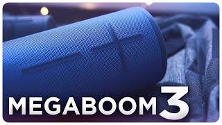 UE MEGABOOM 3 | Was ist neu? | Klangtest | Vergleich BOOM 3 | deutsch | 2018