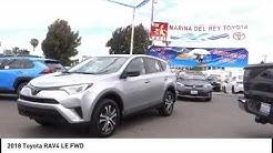 2018 Toyota RAV4 Marina del Rey, Los Angeles, Santa Monica, Culver City, Venice, CA R425982