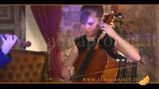 ALMA PROJECT - SC String Duo (Violin & Cello) - Busindre Reel (Hevia)