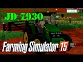#FS15 TRATOR JOHN DEERE 7930 |||| FARMING SIMULATOR 15