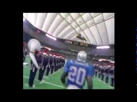 The GREATEST BARRY SANDERS video ever made