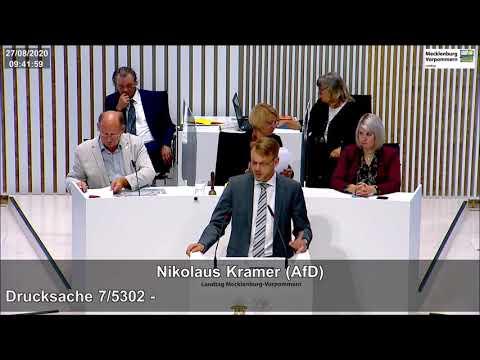 Nikolaus Kramer: Es gibt kein moralisches Recht, in die Energie-Autonomie Deutschlands reinzureden!