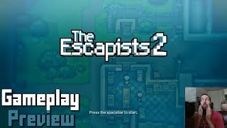 The Escapists 2 (PC) Gameplay Preview