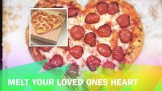 "Giresi's Pizza ""valentine Pie"""