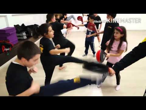 Iadevaia team taekwondo wtf