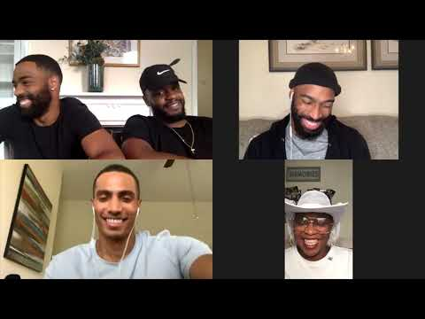 Download Tyler Perry's BRUH Actors Speak on Dating Heartbreaks and Cheesy Pick Up Lines that Work