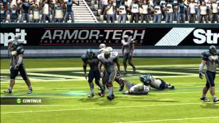 Backbreaker Gameplay - Xbox 360