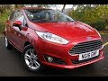 Used Ford Fiesta 1.5 TDCi Zetec 5dr Candy Red 2016