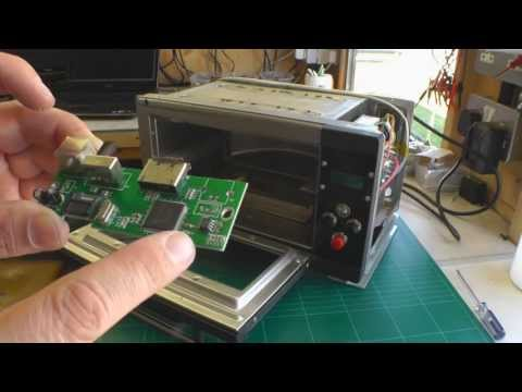 Home built SMD Reflow Oven