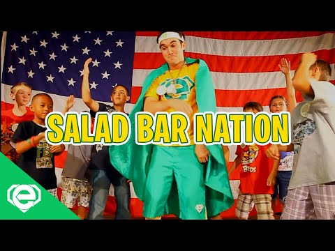 Salad Bar Nation: Mr. Eco Official Music Video