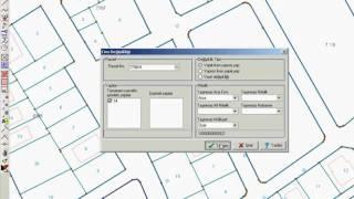 Netcad Netmap Temel  - 9 Cins Değişikliği
