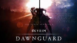 The Elder Scrolls V:Skyrim-DLC-Dawnguard-Gameplay-Español-parte 1 Serana