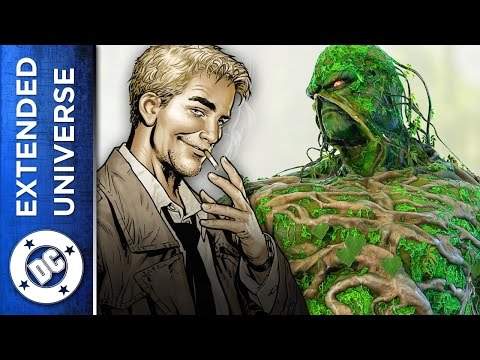 Why Swamp Thing Needs a New Movie