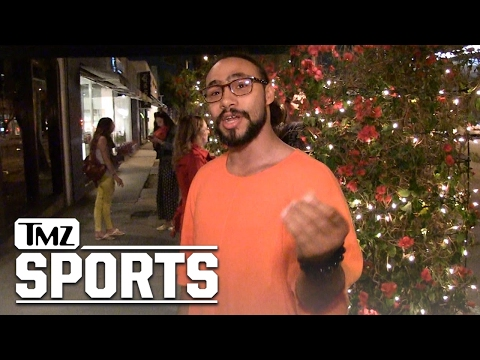 KEITH THURMAN CALLS OUT PACQUIAO ... 'I'll Put Hands On You!' | TMZ Sports