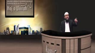 Hajj & Umrah Special  Step 4  Talbiyah, Its Meaning & Virtues By Shaikh Arshad Basheer Madani