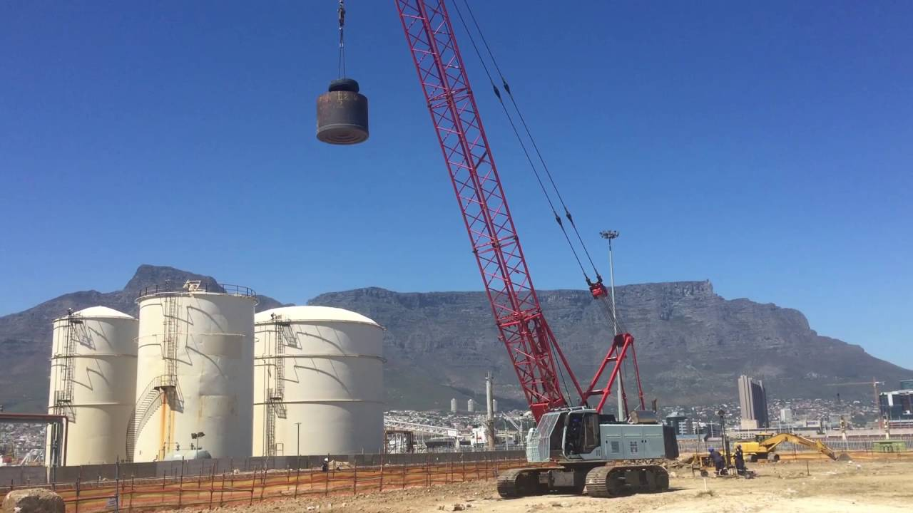 Franki Africa | Geotechnical Contractors