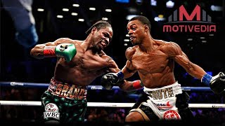 Errol Spence vs Shawn Porter -  A CLOSER LOOK
