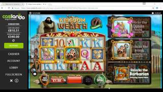 (PART 2) SLOT BONUSES FEATURING KINGDOM OF WEALTH,HONG KONG TOWER,TED AND MORE