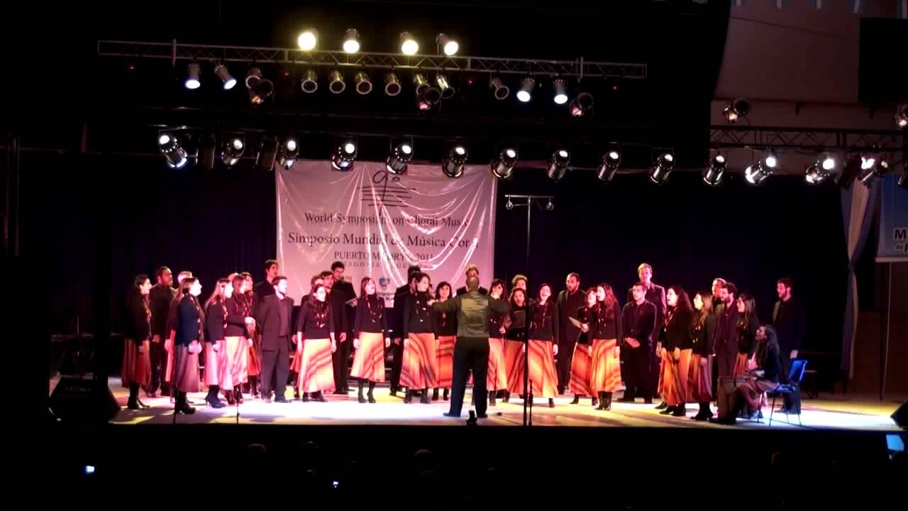 Ariel Ramirez: Aleluia (Misa por la Paz y la Justicia) - Cantoria de la Merced, Cordoba, Argentina