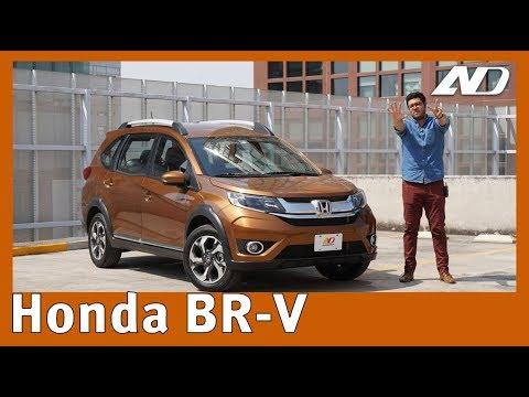 Honda BR-V - Tu camión de pasajeros privado