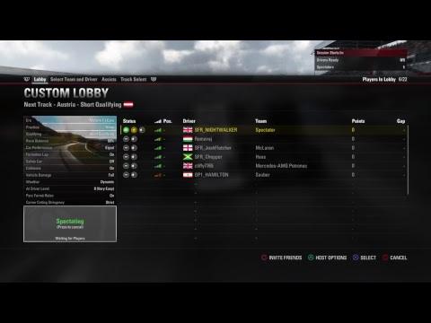 SPEED FORCE RACING - PREMIER DIVISION - ROUND 9 - Austria