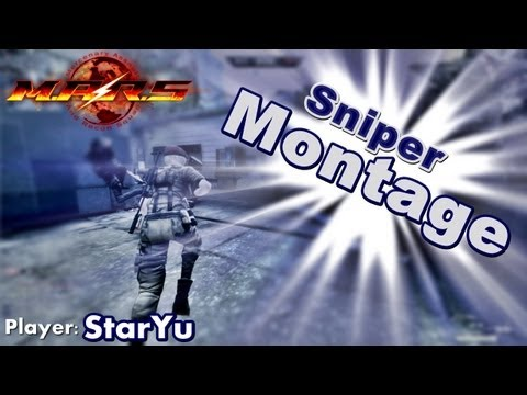 Staryu - Sniper Montage - M.A.R.S