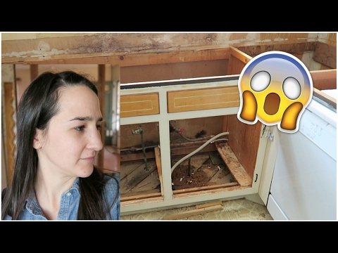 KITCHEN NIGHTMARE | OUR FIXER UPPER EP. 2