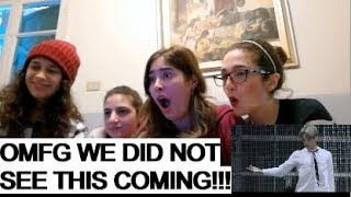 EXO ACOUSTIC SESSION + LADY LUCK +WHAT IF [THE EXO'RDIUM IN JAPAN] [NON-KPOP FAN REACTION]