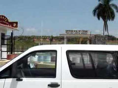 Northeast Gate - Guantánamo Bay