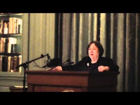 REEL TIME: Helen Vendler on the Recordings of Wallace Stevens - Woodberry Poetry Room
