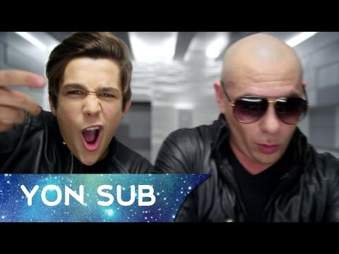 (Lyrics + Vietsub) Austin Mahone ft. Pitbull - MMM Yeah (Official Video)
